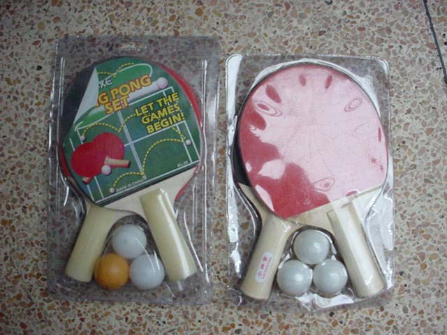 TableTennisset